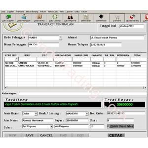 Jasa Pembuatan Program Dan Software Aplikasi Resmi Dan Full Customize By CV. Essii Tech