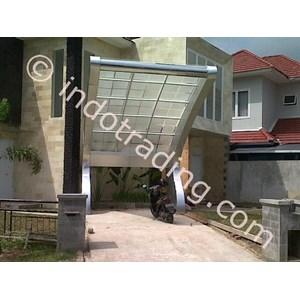 Kanopi Carport Modern By CV. Vicdan Utama Persada