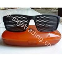 Jual Kacamata Terapi Pinhole Penyembuh Mata Minus