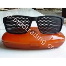 Kacamata Terapi Pinhole Penyembuh Mata Minus