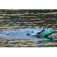 Jual  RC Boat Feilun FT 009 top speed 30km dengan watercooling harga murah