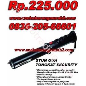 STUN GUN TONGKAT SECURITY