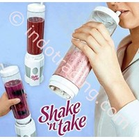 Blender Shake and Take 1