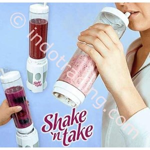 Blender Shake and Take