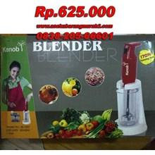 Blender Tokebi