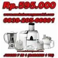 Jual Juicer 7 IN 1 ASLI GARANSI 1 TAHUN Rp 550 000