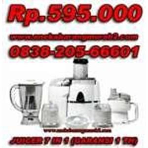 Juicer 7 IN 1 ASLI GARANSI 1 TAHUN Rp 550 000