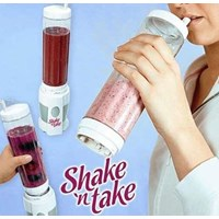 Jual Blender Shake and Take DUA BOTOL Rp 180 000