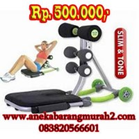 Jual SIT-UP TOTAL CORE MURAH