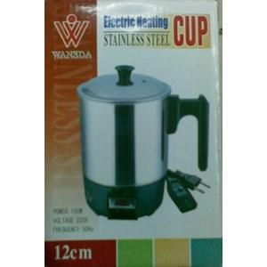 Heating Cup 13Cm Panci Pemanas Portable Ketel Elektrik