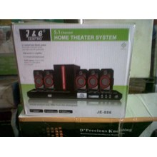 Home Theater J&E Centro 886 MURAH