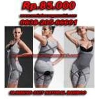 SLIMMING SUIT NATURAL BAMBOO Rp 85.000