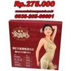 SLIMMING SUIT INFRARED KOREA KOZUI Rp 275 000