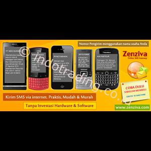 Sms Center Online By Zenziva
