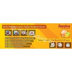 Sms Gateway Online By Zenziva