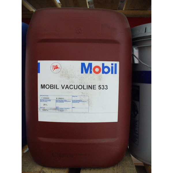 Oil and Lubricant Car Vacuoline 148 525 528 533 537 546