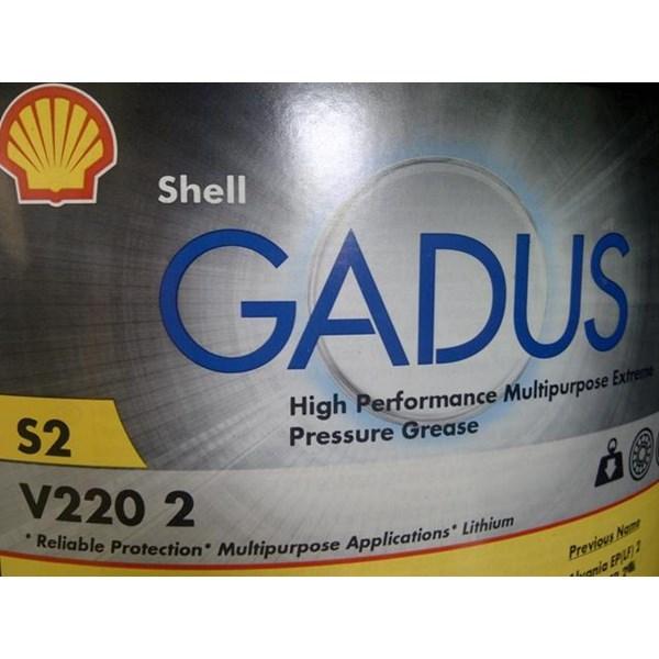 Oli Dan Pelumas Shell Gadus S2 V 220 2