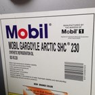 Oil and Lubricants mobil Gargoyle Arctic Shc 200 230 Series 3