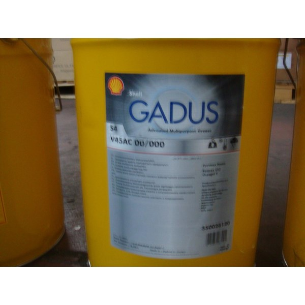Oil And Lubricants Shell Gadus S4 V460D2
