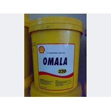 Oil and Lubricant Shell Omala 220 320 F