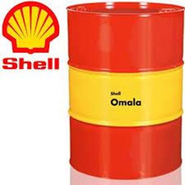 Oli Dan Pelumas Shell Omala S4 GX 220 320 460 680