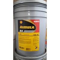 Distributor Oli Dan Pelumas Shell Rimula R4 X 15w40 3
