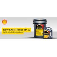 Oli Dan Pelumas Shell Rimula R4 X 15w40 Murah 5