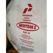 Oli Diesel pertamina meditran S30
