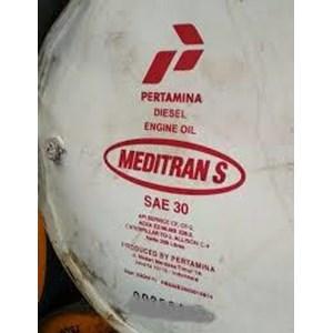 Dari Oli Diesel pertamina meditran S30 0