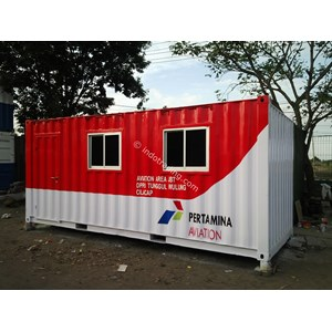 Container Office By CV. Mitra Usaha Perkasa