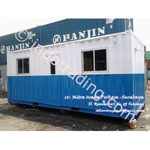 Sewa Container Office 081946444404 By CV. Mitra Usaha Perkasa