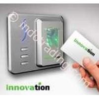 Mesin Akses Kontrol Sidik Jari Innovation Rf108