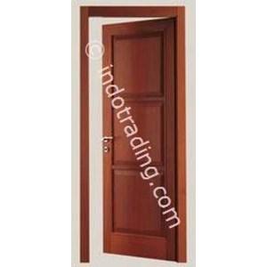 Kusen Pintu Jati Minimalis Tipe 2