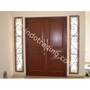 Minimalist Door Window Frame