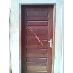 Kusen Pintu Jati Minimalis Tipe 3