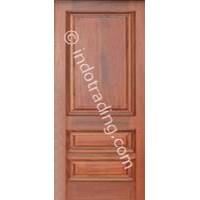 Pintu Jati Minimalis