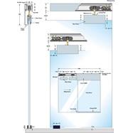 Fitting Pintu Kaca - Henderson Pacer Glass