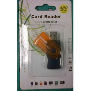 Card Reader 1 Slot