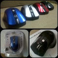 Mouse Wirelles  Jet Sw9 1