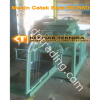 Mesin Cetak Bata Tipe Mcb6d 1