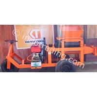 Mesin Cetak Bata Tipe Mcb12m With Elektrik Starter 1