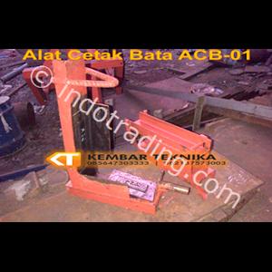Mesin Cetak Bata Alat Press Batu Bata Acb-01