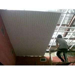 Aluminum Spandrel Ceiling