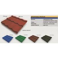 Genteng Metal Atap Metal Pasir