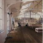 Shunda Flooring Lantai Parket Plastik PVC 1