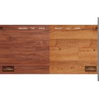 Shunda Flooring Lantai Parket Plastik PVC Murah 5