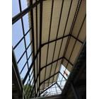 Atap UPVC Alderon Putih / Biru Doff ID 86 5