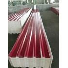 Atap UPVC Aman Roof Merah ASA 2