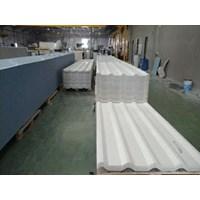 PVC Aman Roof Transparant