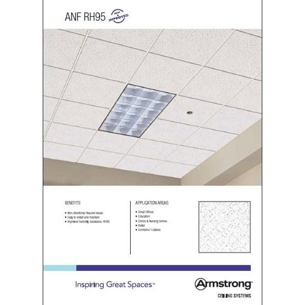 Plafon Akustik Armstrong ANF